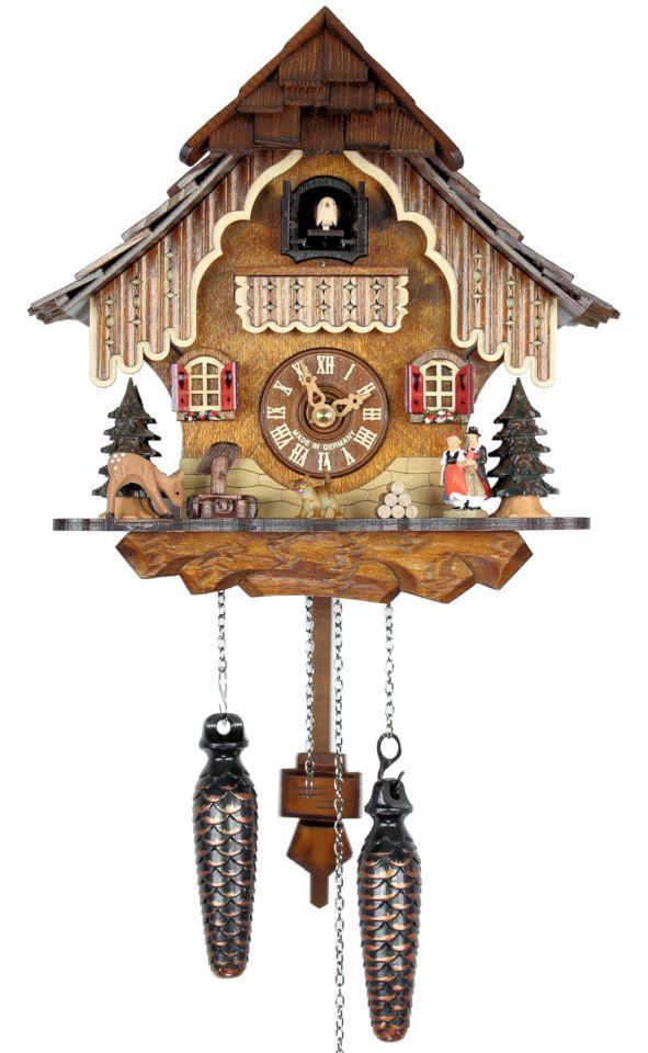 Cuckoo Clock Shop wwwcuckooclockcom Adolf Herr Quartz Cuckoo