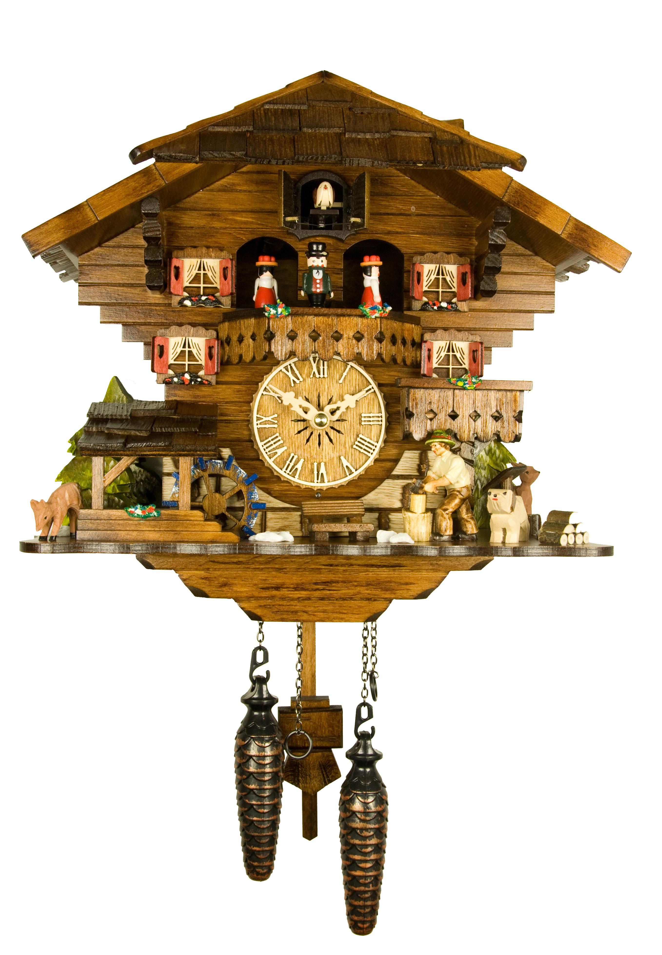 Cuckoo Clock Shop Engstler Quartz Cuckoo Clock The
