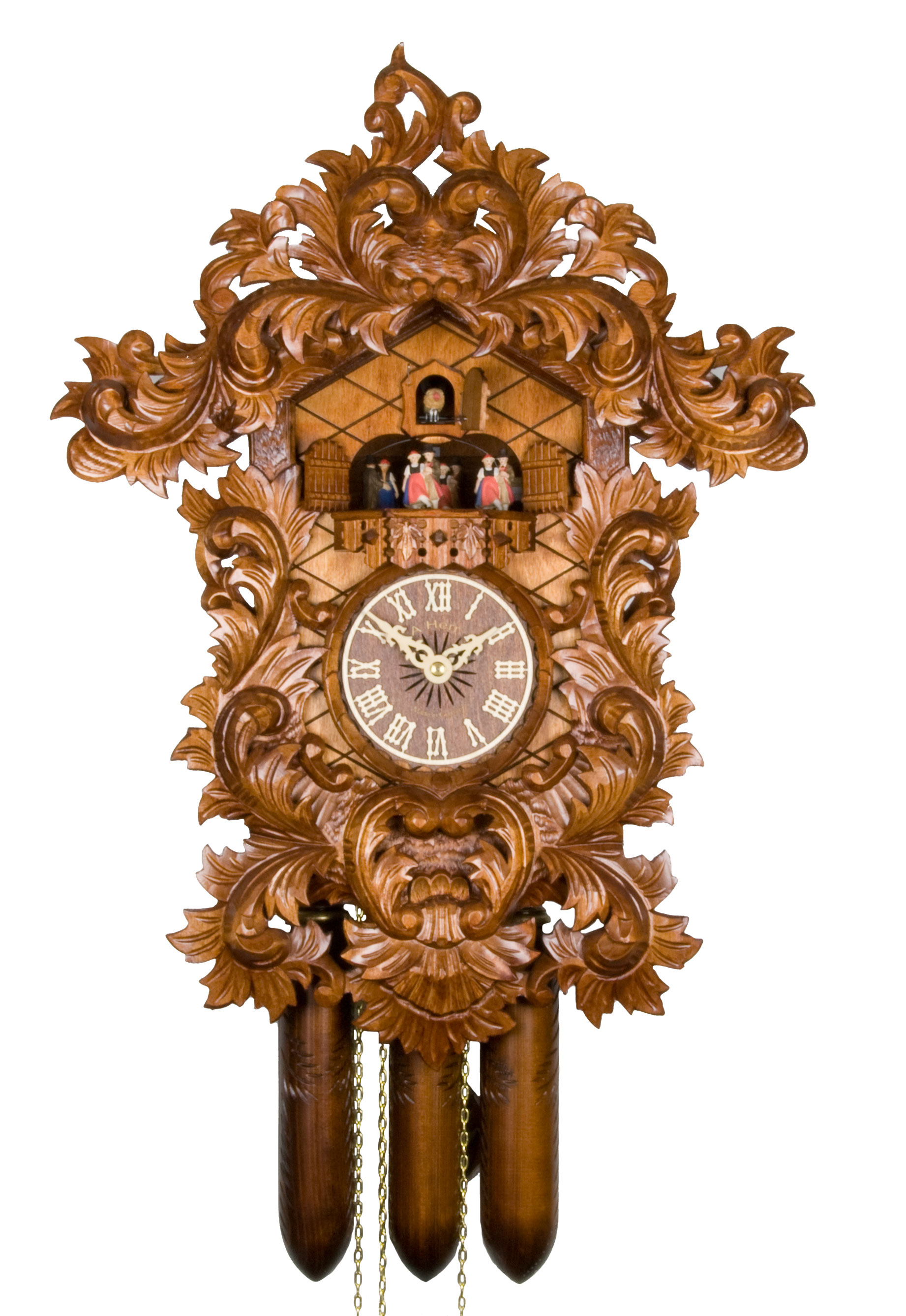 Cuckoo Clocks Switzerland Adolf Herr Cuckoo Clock